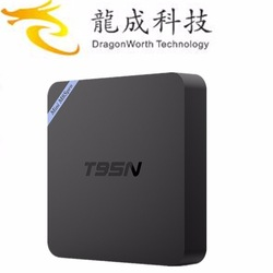 internet <strong>tv</strong> set top <strong>box</strong> <strong>Amlogic</strong> S905x Quad core 2g 8g T95N MINI m8s android smart <strong>tv</strong> <strong>box</strong> support OEM/ODM