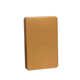 Copper-colored Business Card Luxury Metal Tin Box