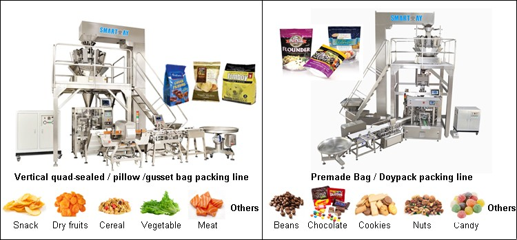 pouch packing machine economic for food weighing-20
