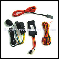 smart gps tracker p168 mobile phone car gps tracker monitor via SMS and smart phone and platform