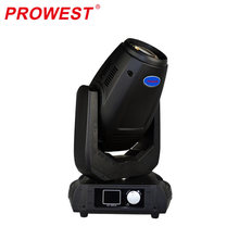Stage lighting 350W beam spot wash 3 in 1 moving head light 17R beam