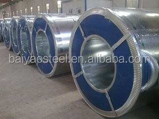 from factory excellent 0.3mm hot dipped PPGI Base high strengthhot dipped zinc coated steel