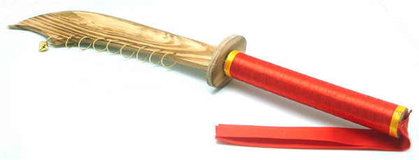 handmade japanese wooden toy swords for sale