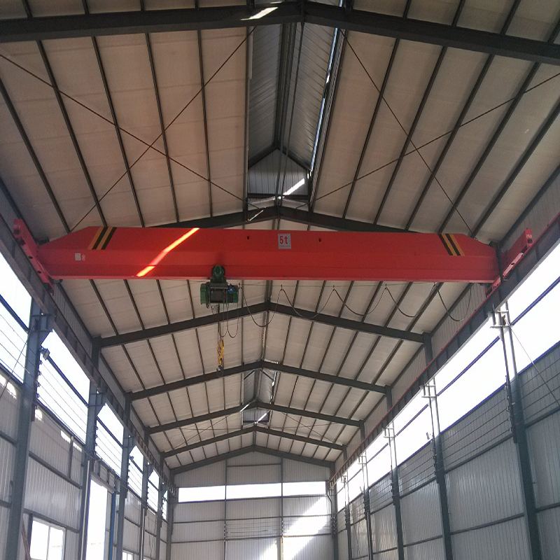 factory steel plate overhead crane for sale