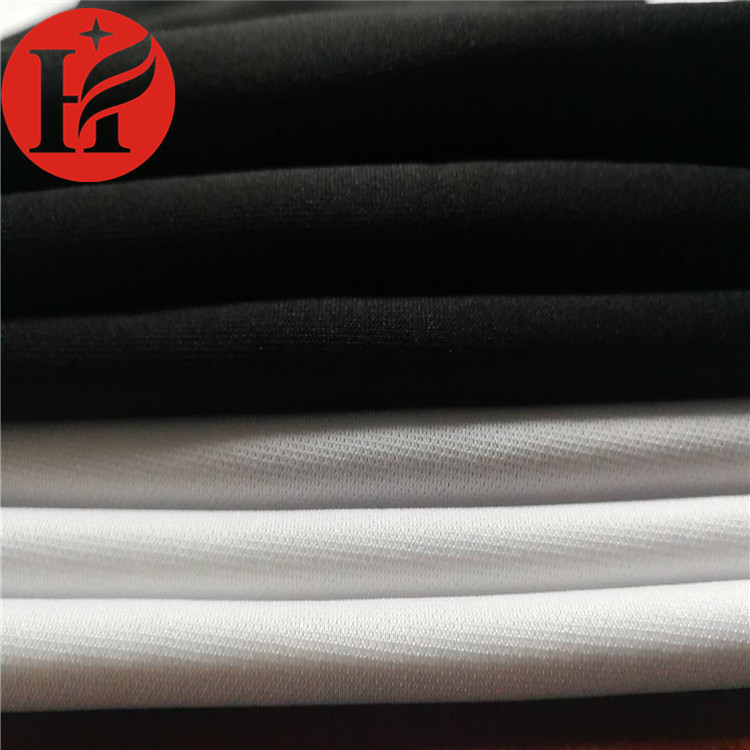 Hot sale 100% polyester  interlock sublinmation  knitted fabric for sportswear