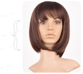 Korean Short Curly Hair Wigs For Women Wig Product On Alibaba