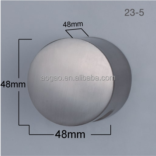 Toilet Cubicle Door Knob Hardware Handle Toilet Partition