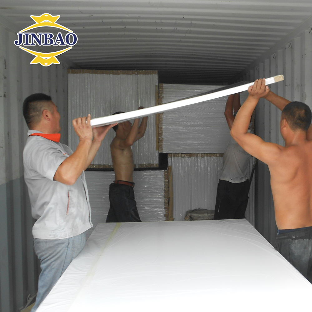 Jinbao Factory Hot Koop Pvc Foam Board, Pvc Plaat, Forex Celuka Board
