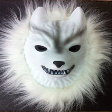Wholesale EVA halloween Mask for /wolf Mask EVA foam animal mask