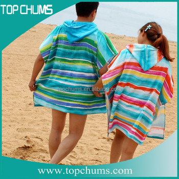 58f131ff62 Hooded Blanket Shawl Cloak Crape Wrap Adult Beach Towel hooded towels for  adults animals