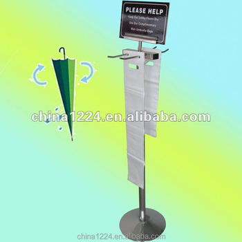 small business investors wanted stainless steel wet umbrella holder