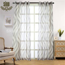 Fashion Design printed finished curtain