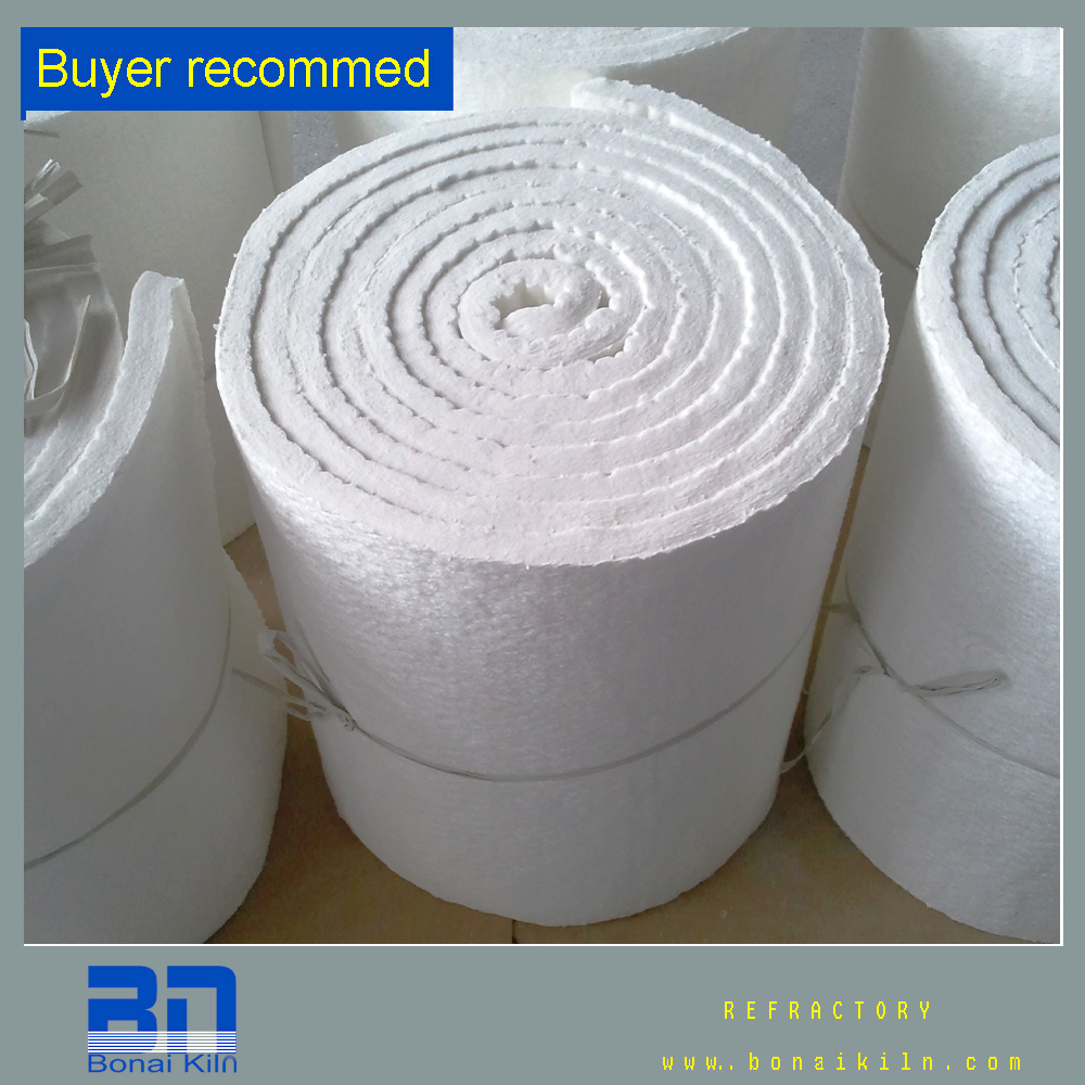 Buen precio manta de fibra cer mica para horno de alta for Horno ceramica precio