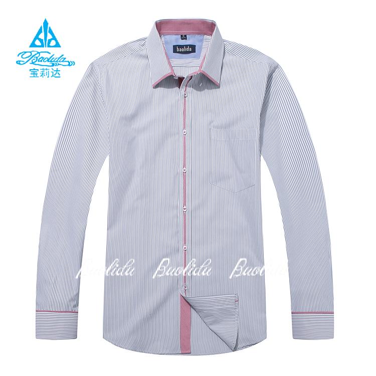 Good Selling Double Collar Best Men Dress Shirt Brands Buy Double