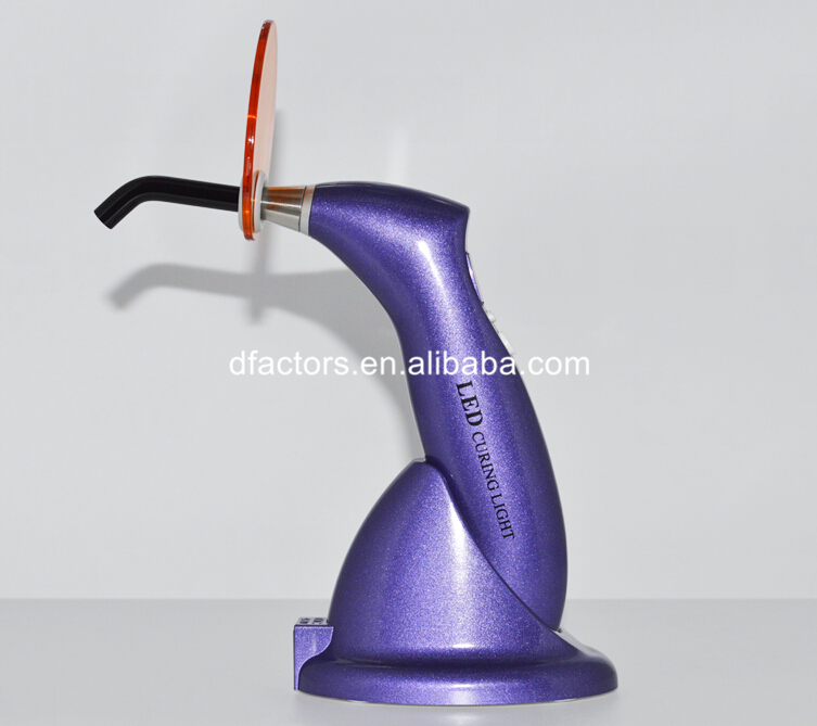 Rainbow dental LED curing light cheap price factory
