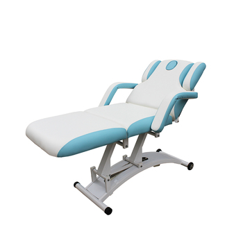 8838 professional medical clinic three motors electric facial bed used electric massage table
