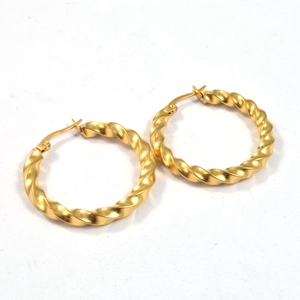 Jewelry Manufacturing Companies Round Earring Designs Wedding Earrings Turkish Gold