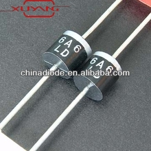 Silicon Diodes 10A10 Rectifier Diode IN4007 IN5399 IN207 IN5408 6A10 P600M
