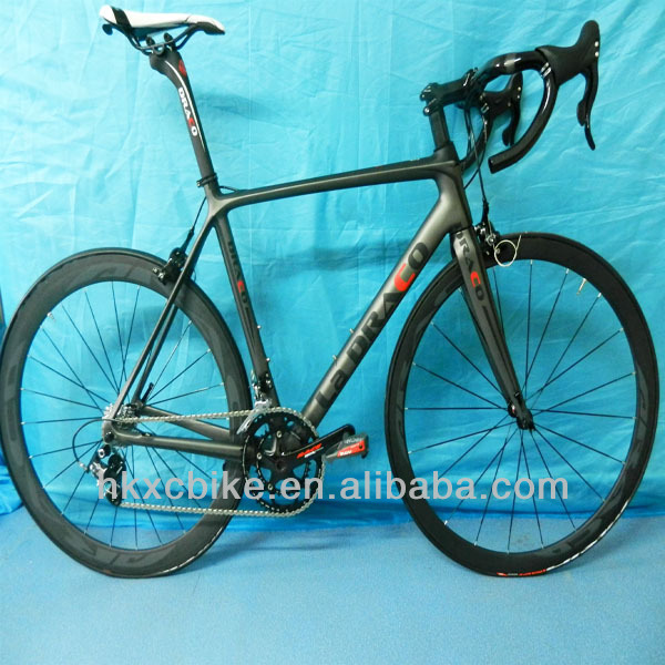 3K matt 54cm carbon fiber road bicycle 20 speed MICHE groups with 50mm carbon wheels