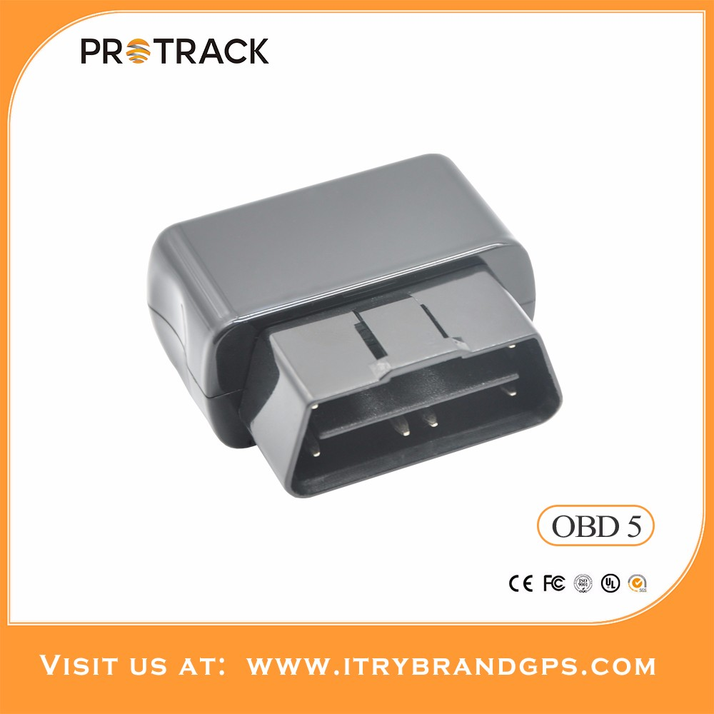 PROTRACK Best wholesale real-time gps tracking software with geo fence cheap obd ii software for laptop OBD car gps tracker