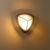 Modern Design home wall decorative Energy Saving Indoor Outdoor Triangle illuminate LED Wall Lamp