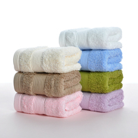 High quality 100% cotton wholesale super soft satin bath towel