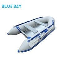 CE certificate China Inflatable cheap inflatable boat with motor