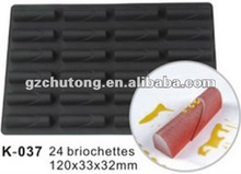 Non-stick carbon steel cake mould 2012