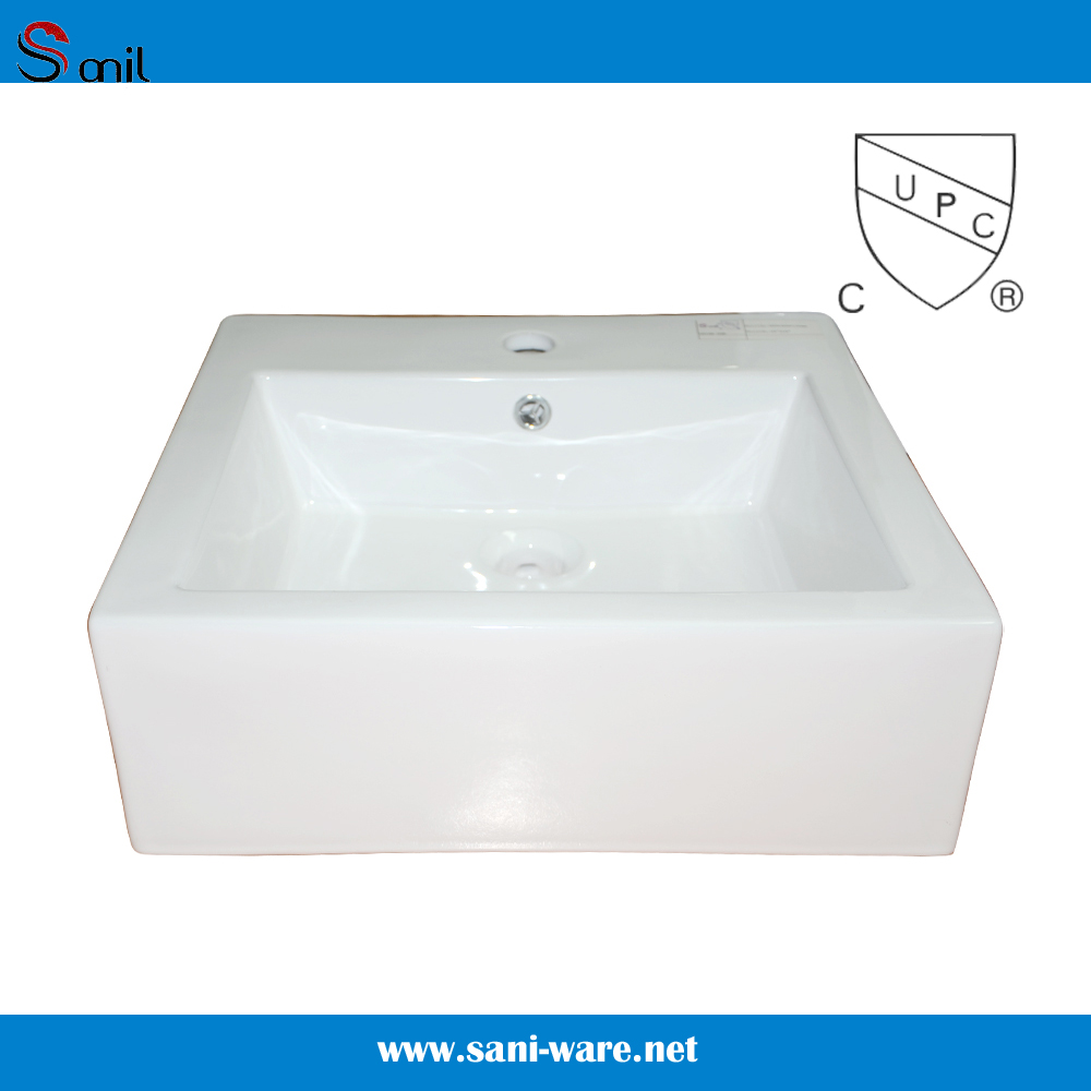 Sn108-036 Bathroom Design Above Counter Art Basin