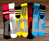 sport socks custom logo anti-slip basketball socks