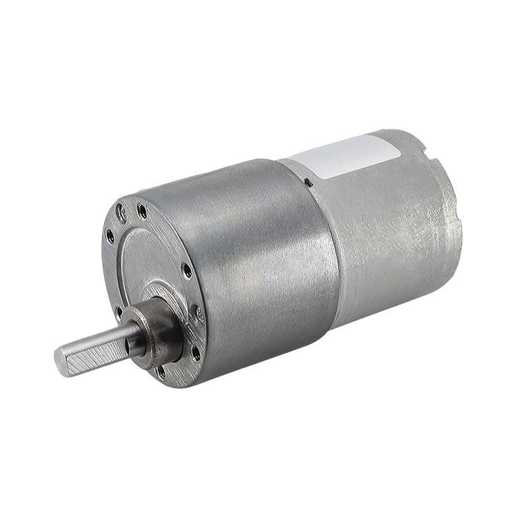 China brand dc motor factory 12v dc gear motor 24v dc for Dc gear motor 6v