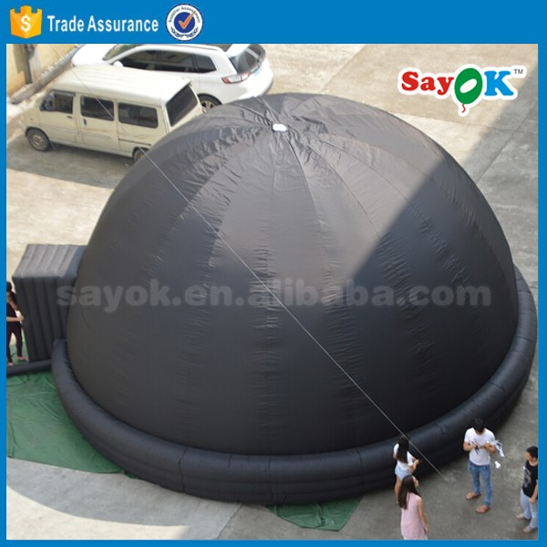 inflatable projection with planets-#21