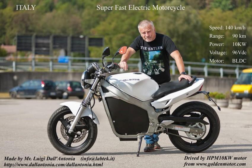 2016 Bldc Motor 3kw Electric Motorcycle Conversion Kit 48v