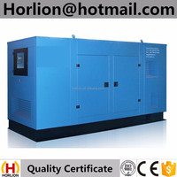 50Hz 500kva big power industrial soundproof Yuchai diesel generator price