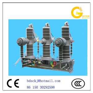 hydraulic single phase vacuum circuit breaker