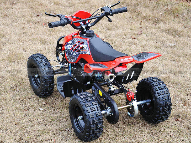 4 wheelers for kids gas powered kids matttroy