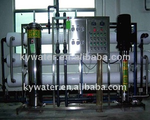 recylce ro water plant/recycle water factory/recycle renewable process 10T/H