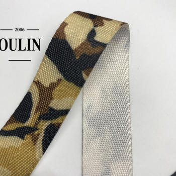 Oulin factory hot selling colorful style ribbon polyester ribbon for garment soft ribbon