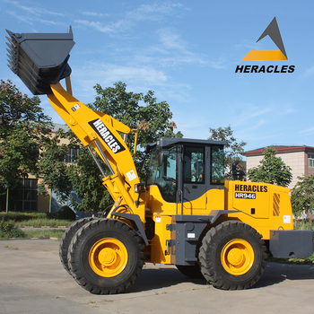 Heracles HR946 rock front end pá carregadeira para venda
