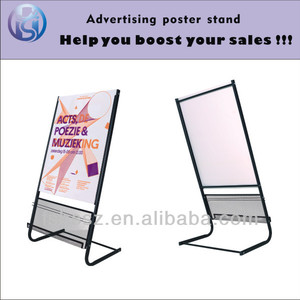 Top Supplier Decorative Iron Digital Print Hotel Notice Board HS-H26+