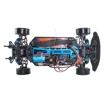 Hsp Sonic 1 10 2 4ghz Nitro Powered 41 Rc Touring Car Rtr 94102