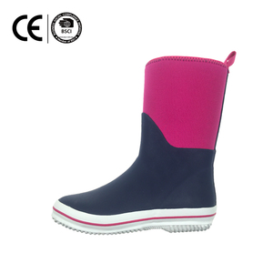High Quality Waterproof Durable Rubber Neoprene Outdoor Boots