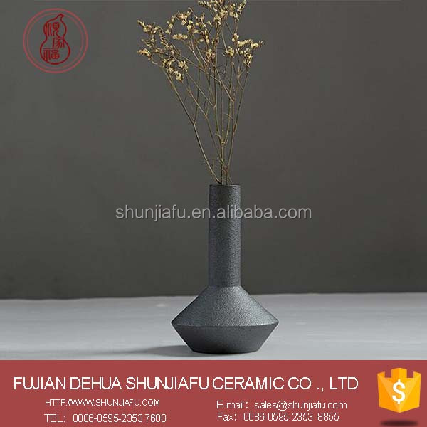SJF-FP1705 Home Decoration Flower Vase Ceramic