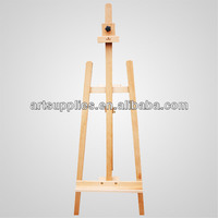 152cm Professional Lyre studio easelbeech artist studio easel picture frame easel