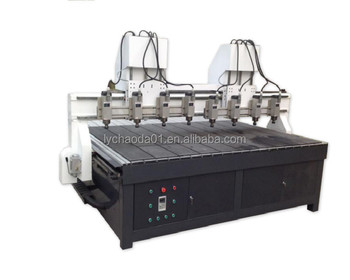 Cabinet Door Carving Machine Multi Head Router Cnc Sale Price ...