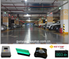 2016 KEYTOP Wireless Parking Guidance System with smart parking devices