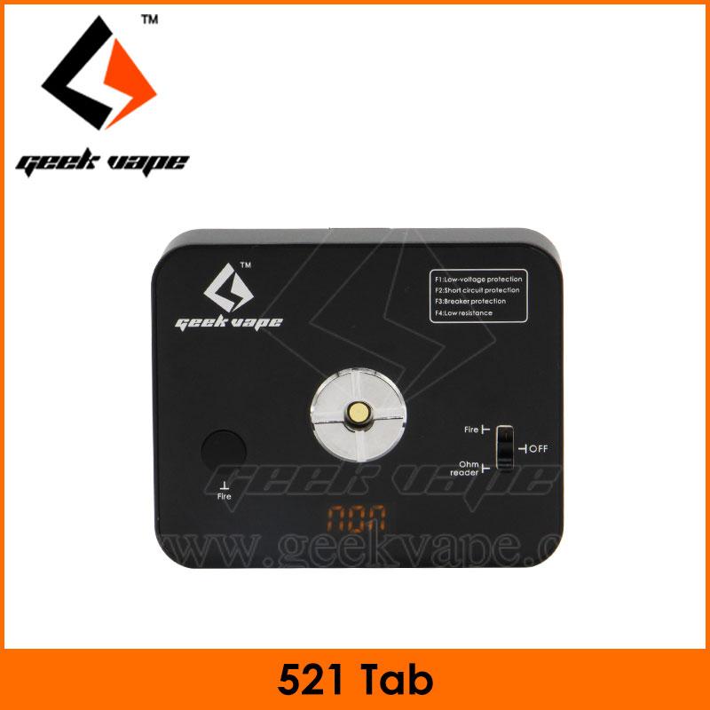 Geekvpae 521 Tab Ohm Reader