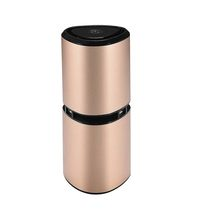 Очиститель воздуха USB мини портативный автомобильный очиститель воздуха отрицательные ионы освежитель воздуха Ультра тихий идеально подх...(Китай)