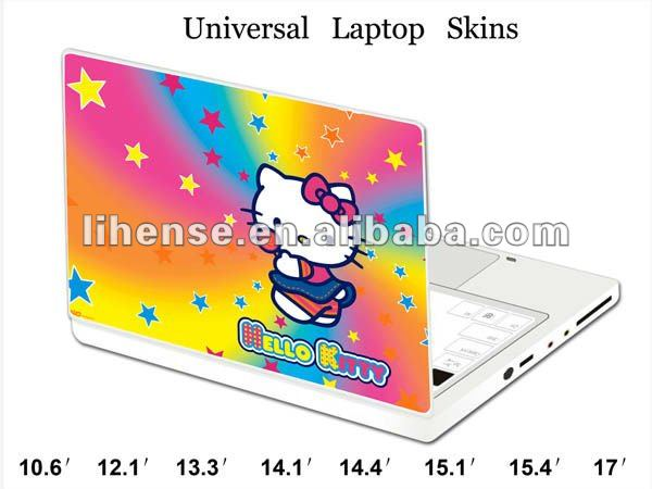 "New!!! Skins for Laptop,10.4"", 12.1"" 13.3"" 14.1"" 14.4"" 15.1"" 15.4"" or 17""(Customization for any dimension is available)"