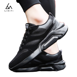 2018 Hot Product Popular PU Mesh Rubber Outsole Casual Men sports Shoes